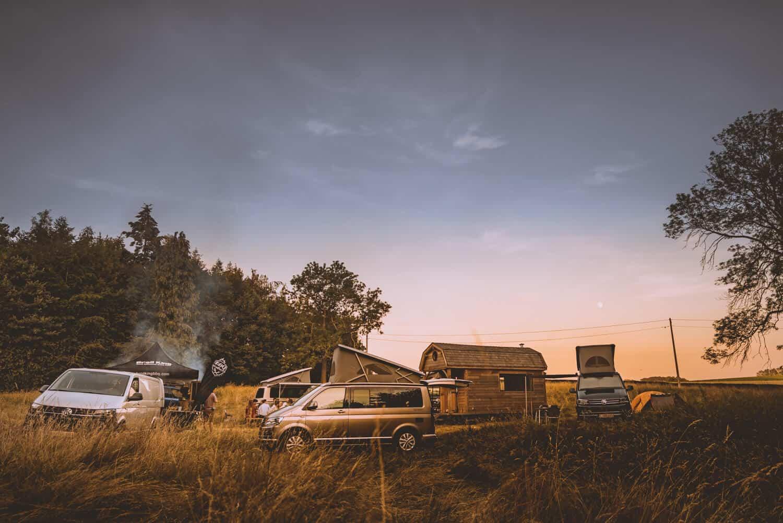 in belgie kamperen