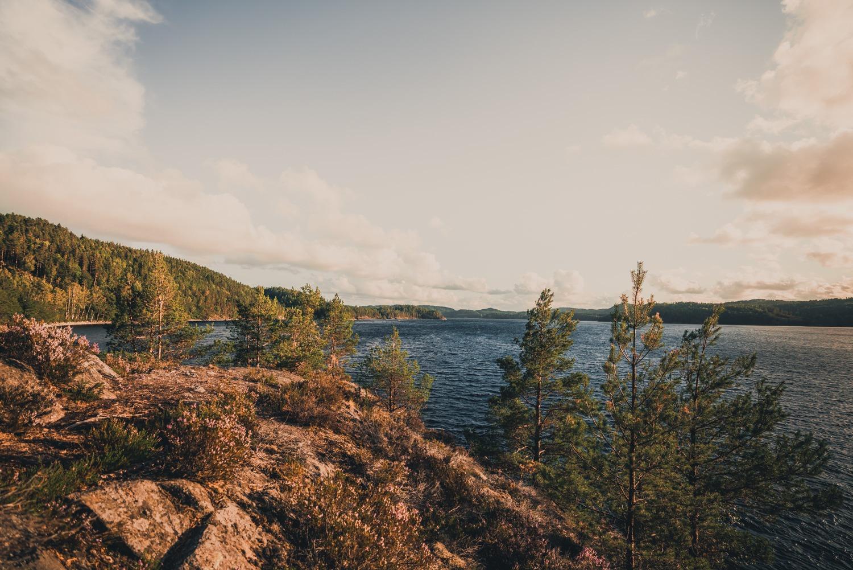 kajaktochten in zweden