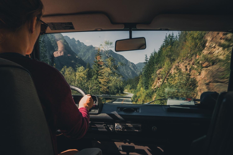 Een roadtrip door Canada maken