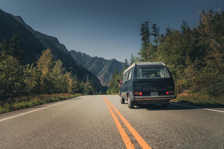 roadtrip maken door het westen van canada