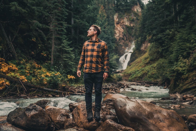 watervallen canada