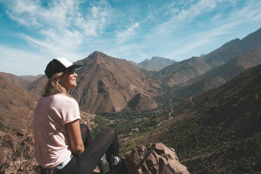 soloreizen voor vrouwen