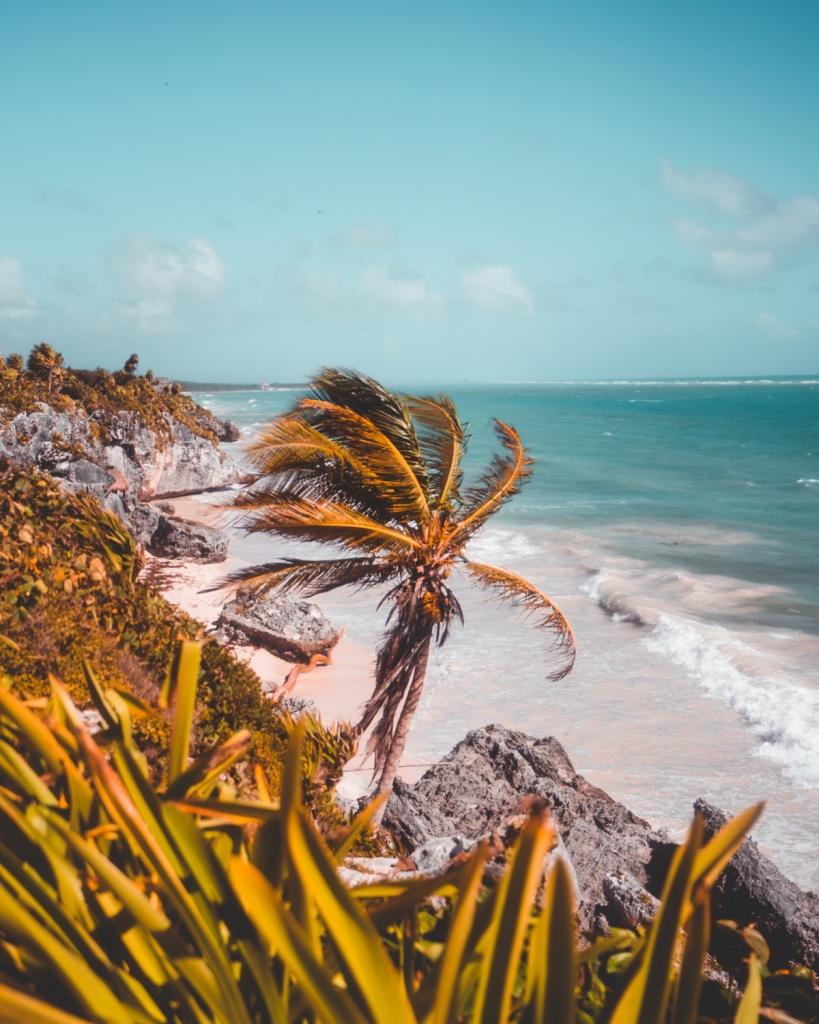 tulum stranden mexico