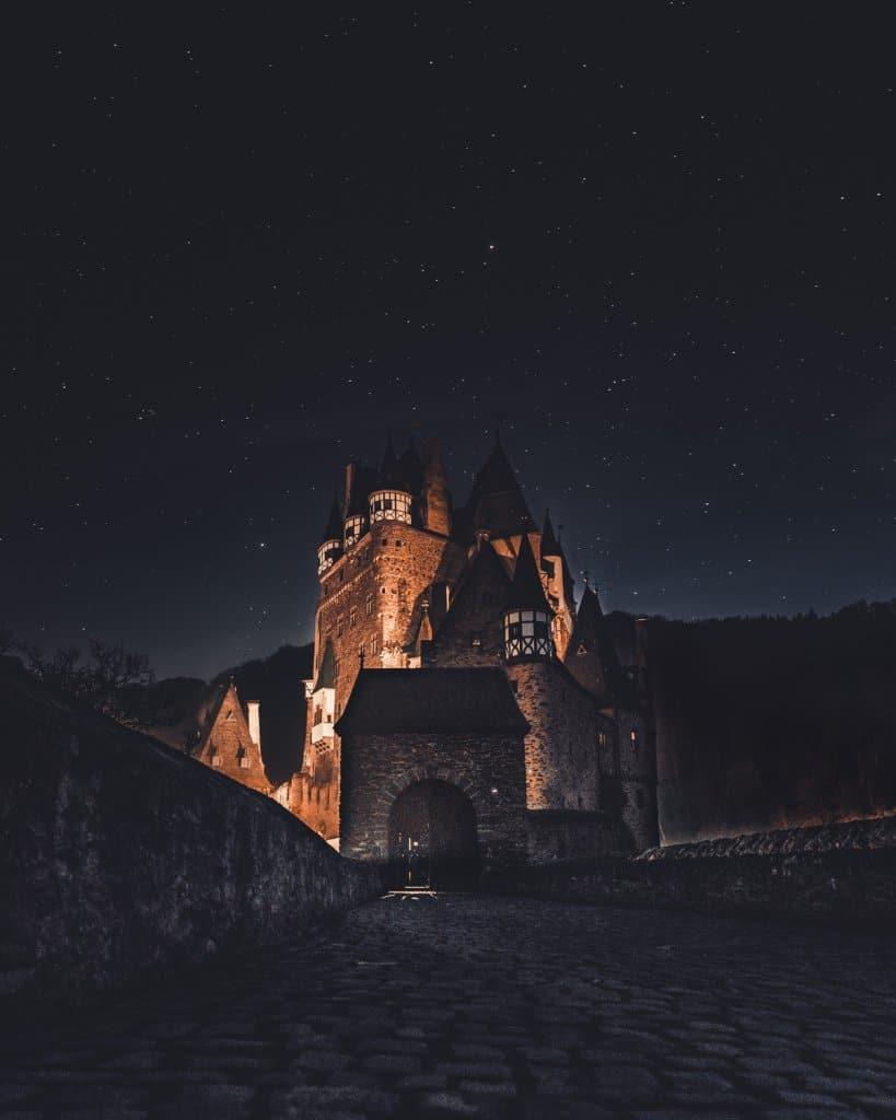 kasteel duitsland kamperen