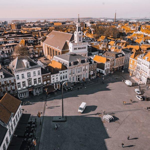 Het Krabbegat, rare dweilen en de jurk van prinses Maxima: een weekend Bergen op Zoom
