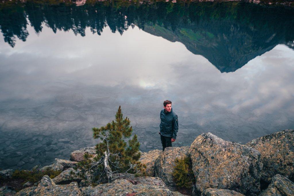 hikes in zwitserland naar mooie meren