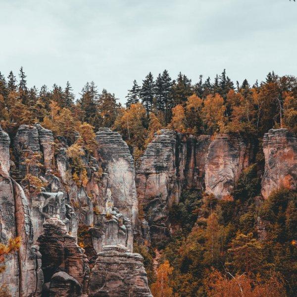 Tsjechië: Rondzwerven in het Reuzengebergte en het Boheems Paradijs