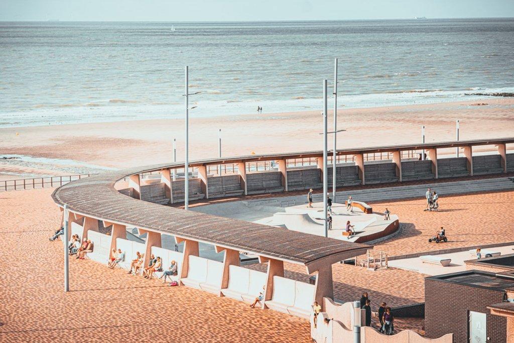 de haan familie weekend belgische kust