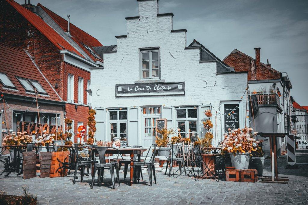 restaurant brasserie in ronse