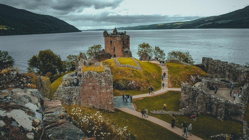 castle schotland