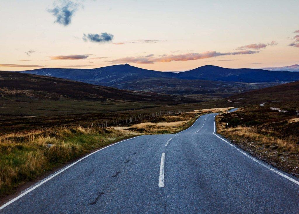 de perfecte roadtrip naar schotland maken
