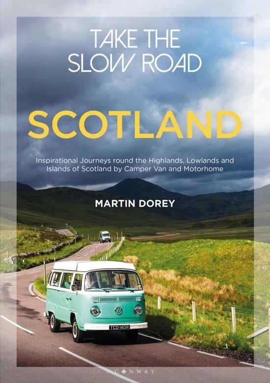 Cadeautip: Take the Slow Road - Schotland
