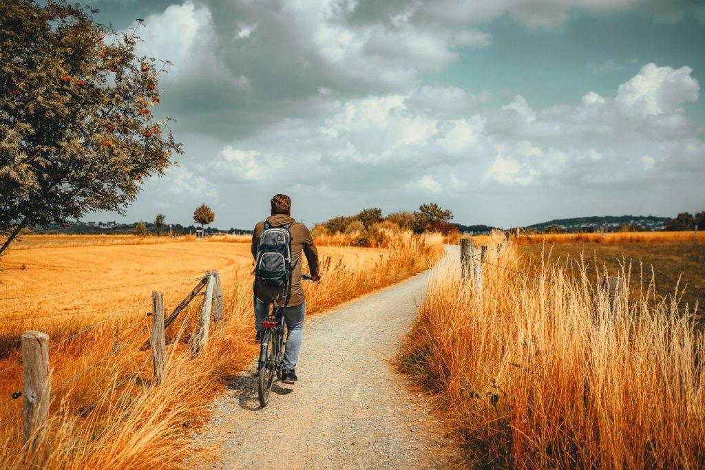 fietsen in noordrijn-westfalen duitsland