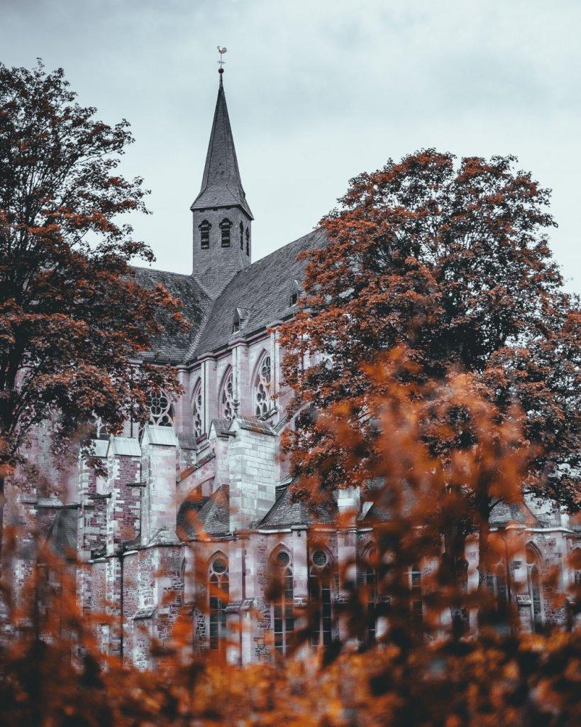 roadtrip duitsland kerk