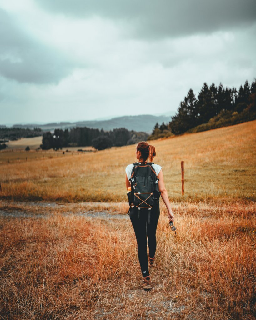 hiken in duitsland