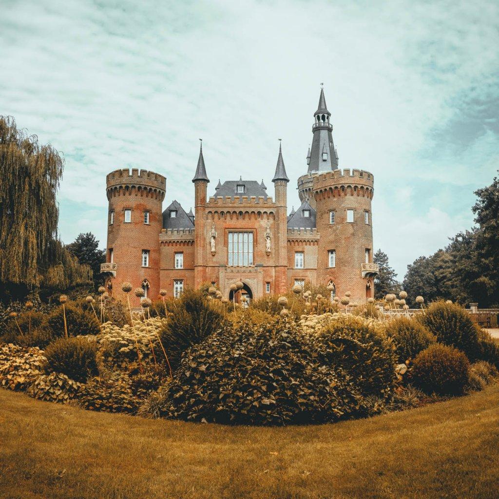 duits kasteel bezoeken