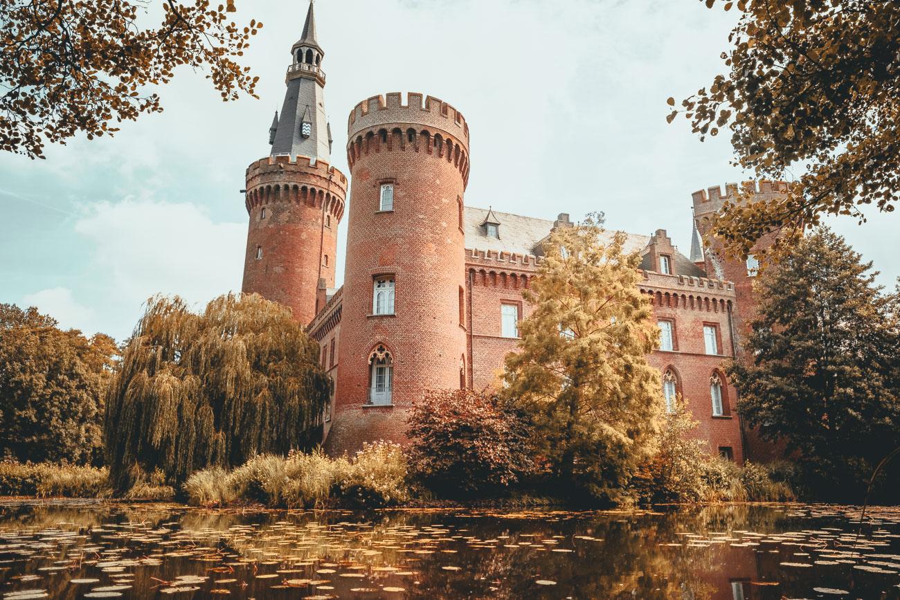 mooiste kasteel van duitsland