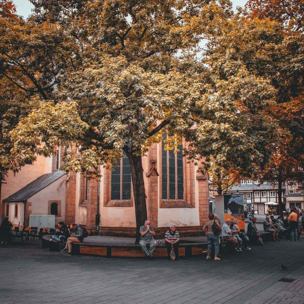 roadtrip duitsland goslar bezoeken