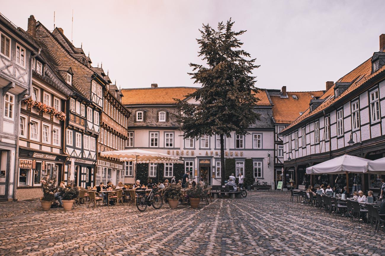 goslar geschiedenis bezoeken