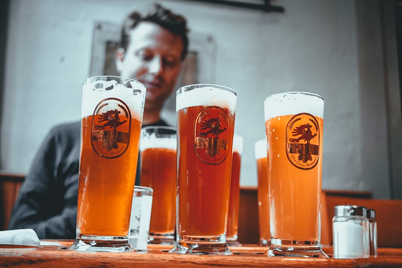 bier proeven duitsland goslar pils