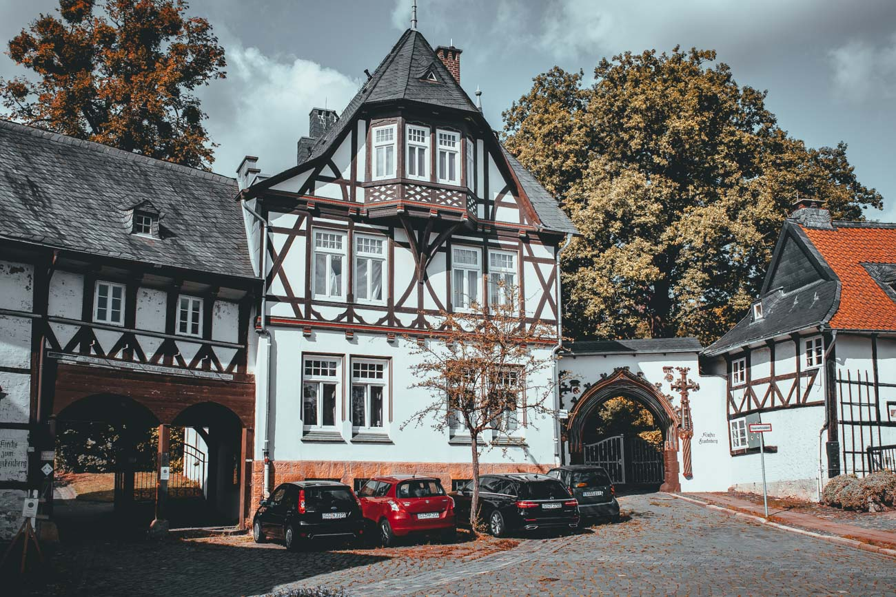 goslar nostalgie duitsland dorpje bezoeken