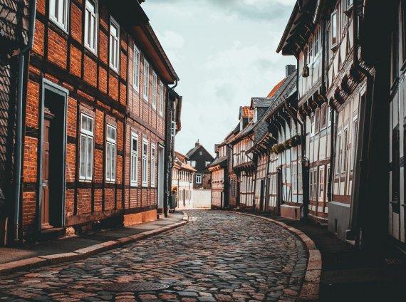 goslar duitsland roadtrip bezoeken