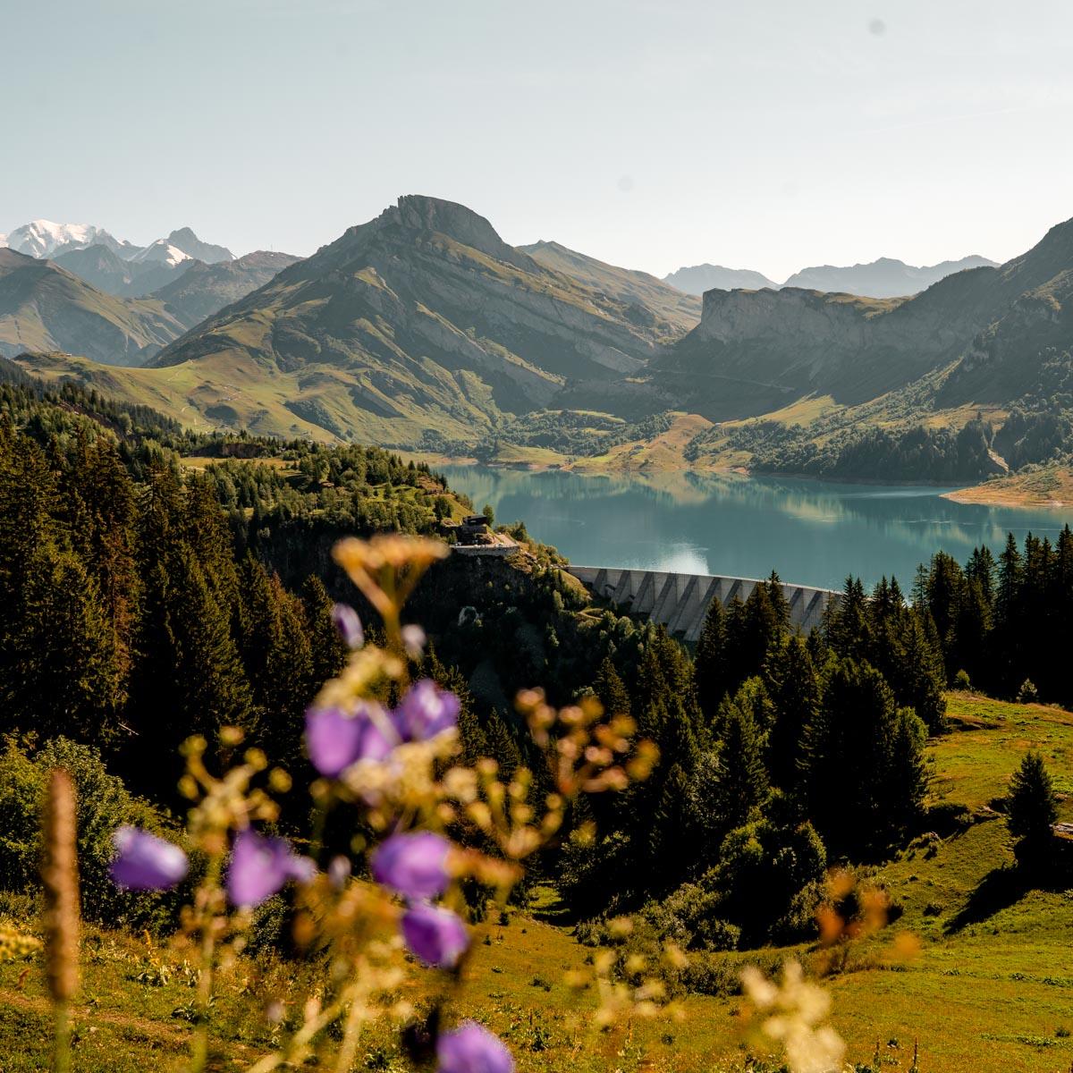 mooiste zicht mont blanc frankrijk
