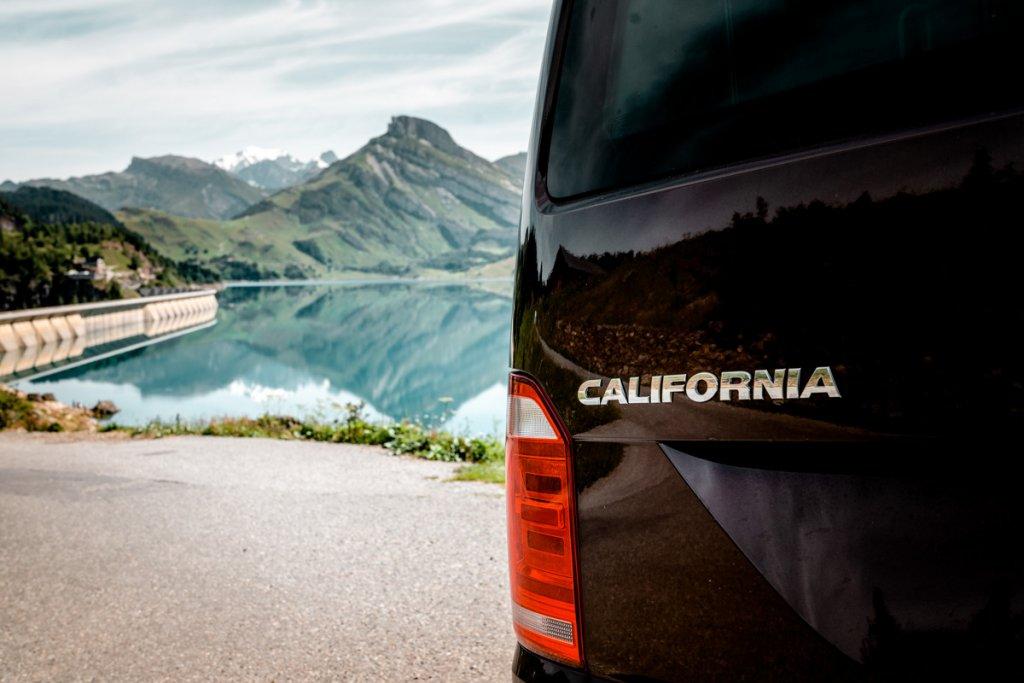 volkswagen california huren