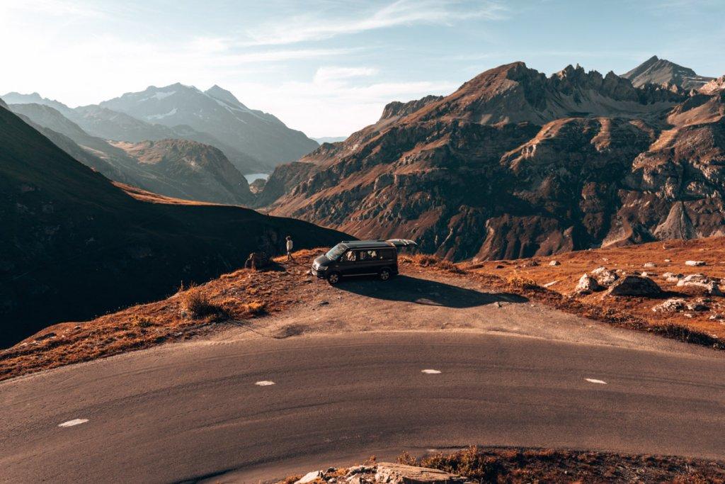 frankrijk roadtrip bergen