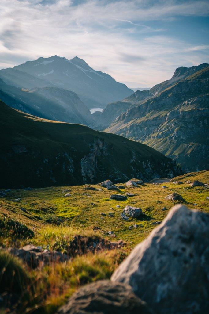 franse alpen kamperen
