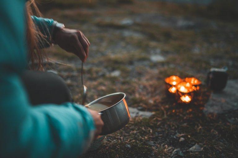 camping recepten