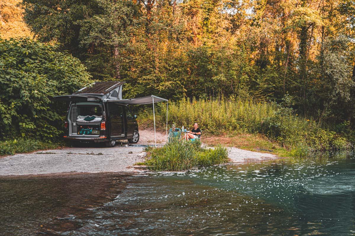 beste campingspot frankrijk