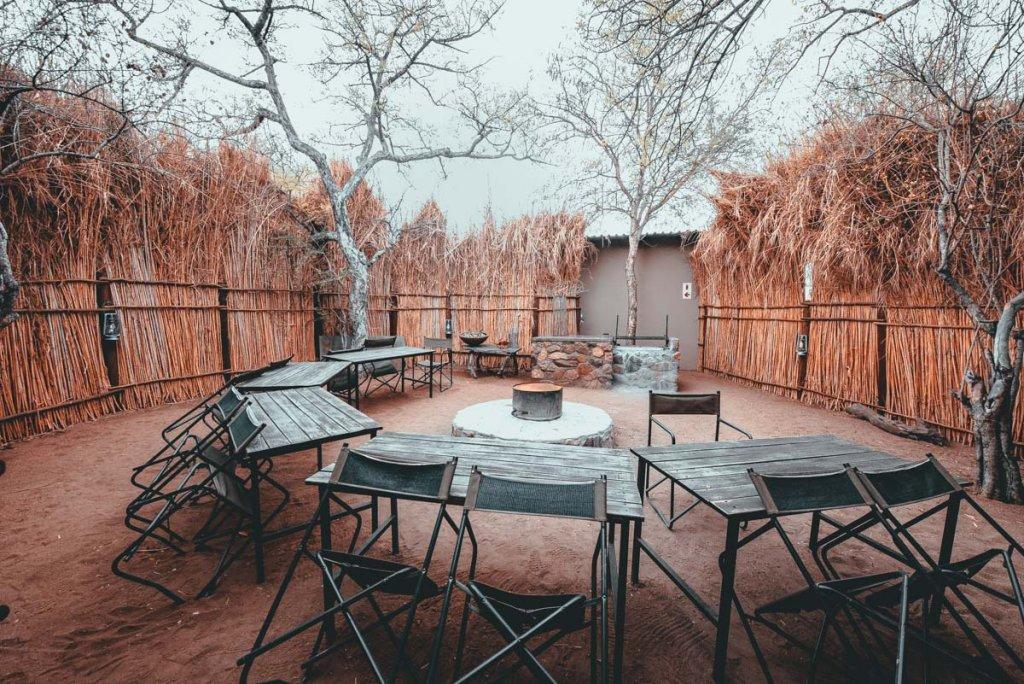ndzuti private game resort