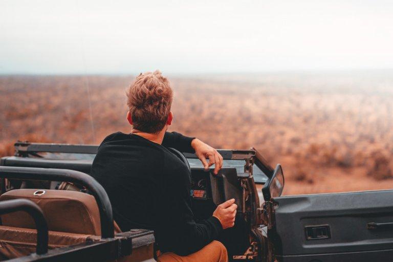 safari self drive kruger park