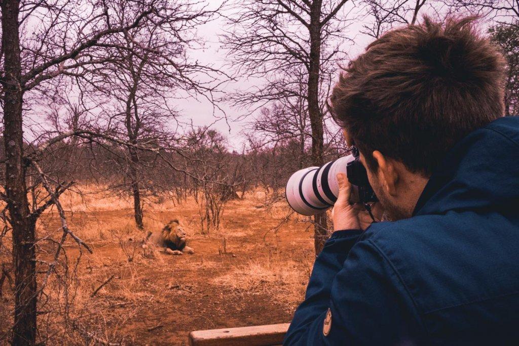safari boeken in kruger park
