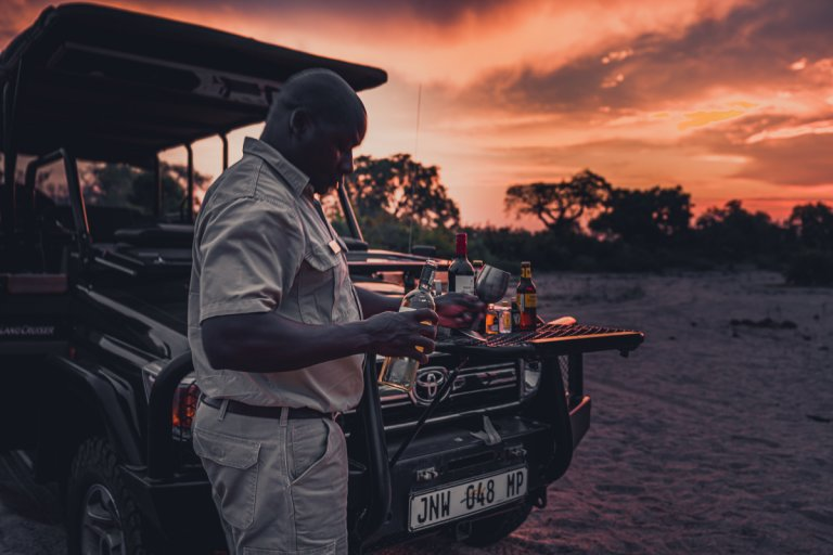 luxe safari zuid afrika