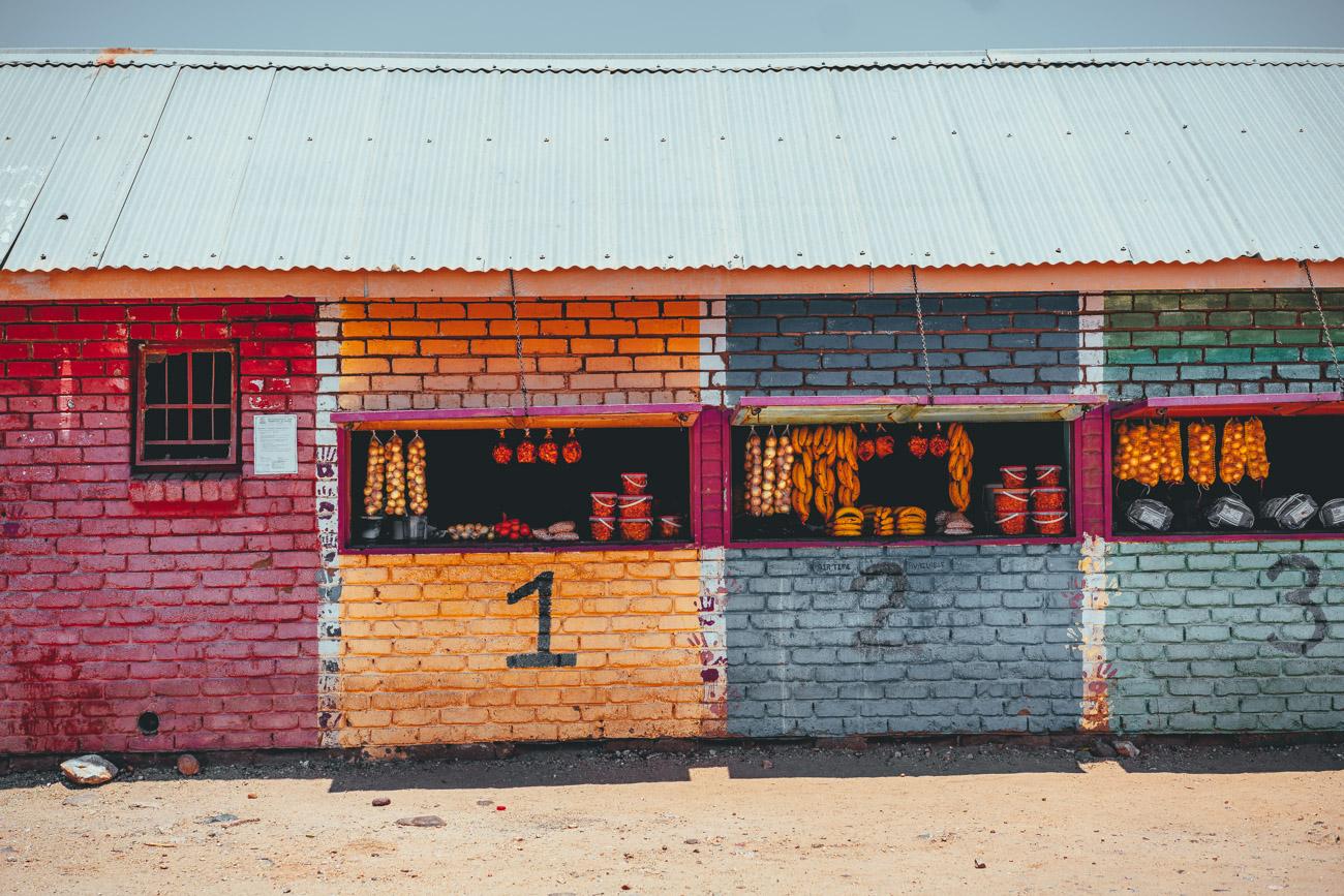 werken in afrika