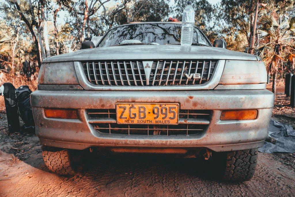 een auto kopen in australie