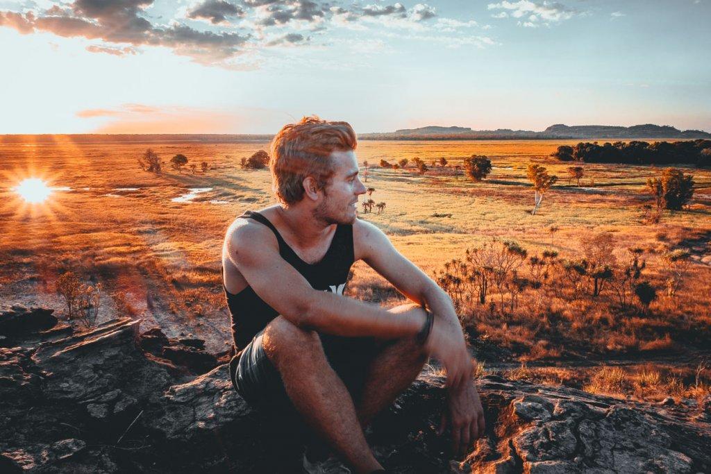 kakadu national park beste uitzicht