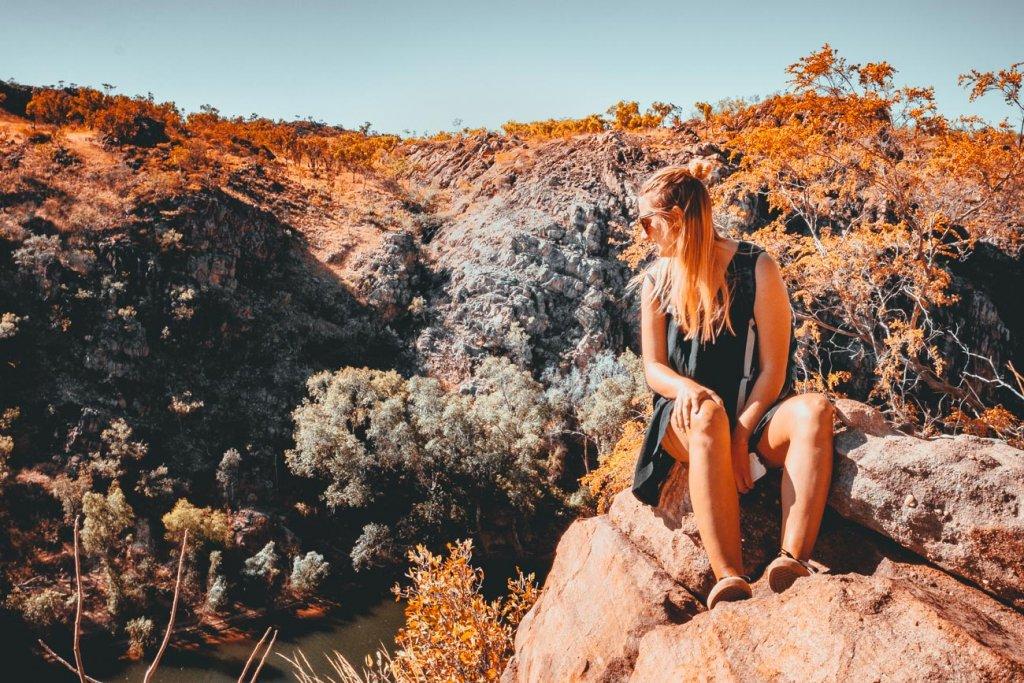 beste zichten kakadu national park