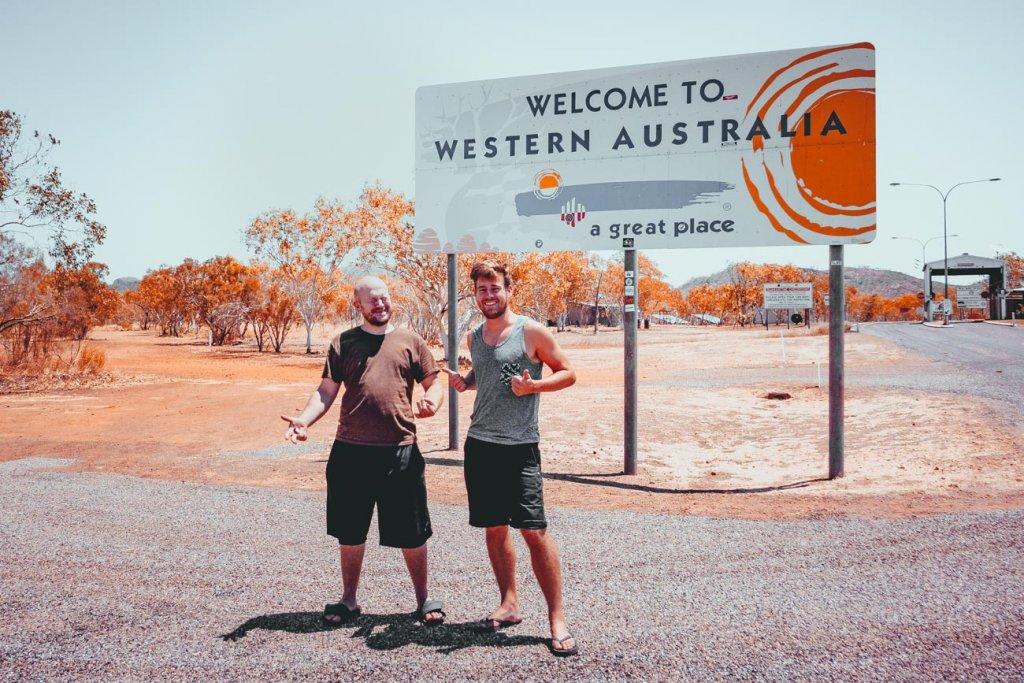 roadtrip western australie