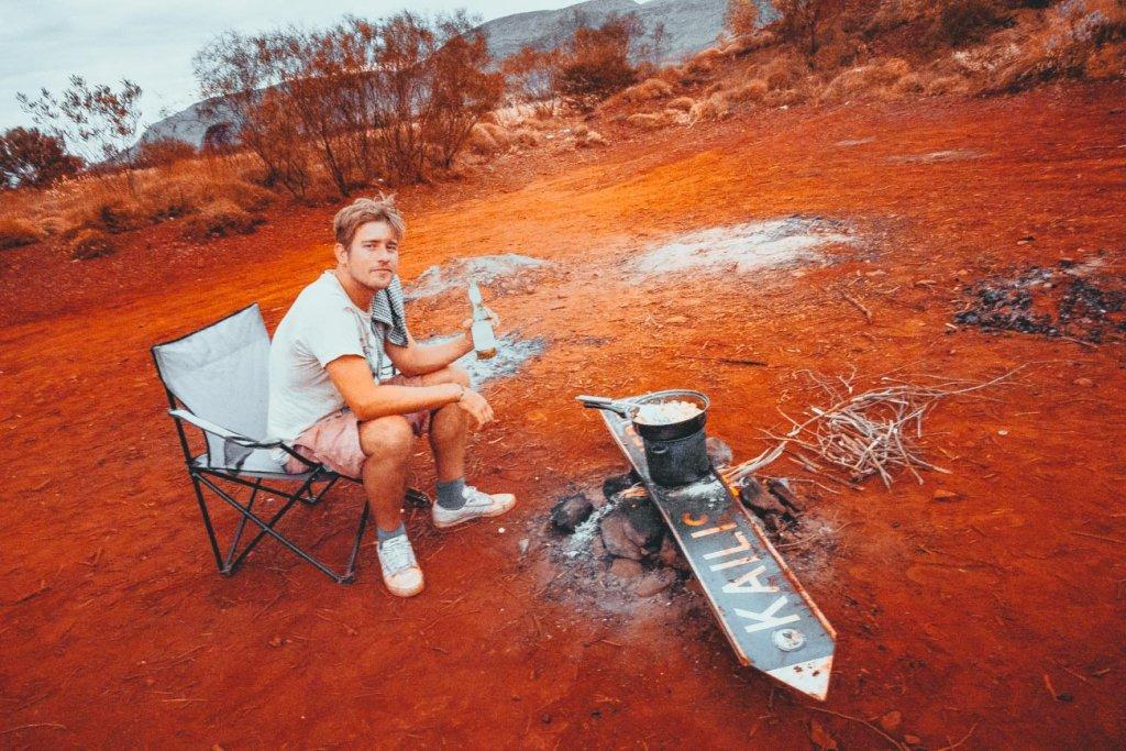 beste kampeerspots roadtrip australie
