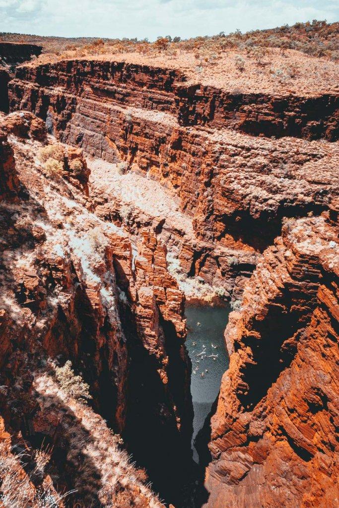 karajini national park bezoeken