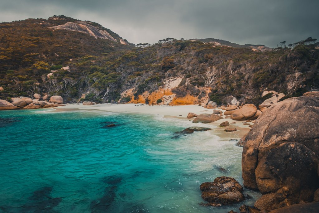 esperance beach australie