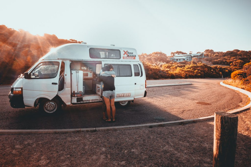 roadtrip campervan australie