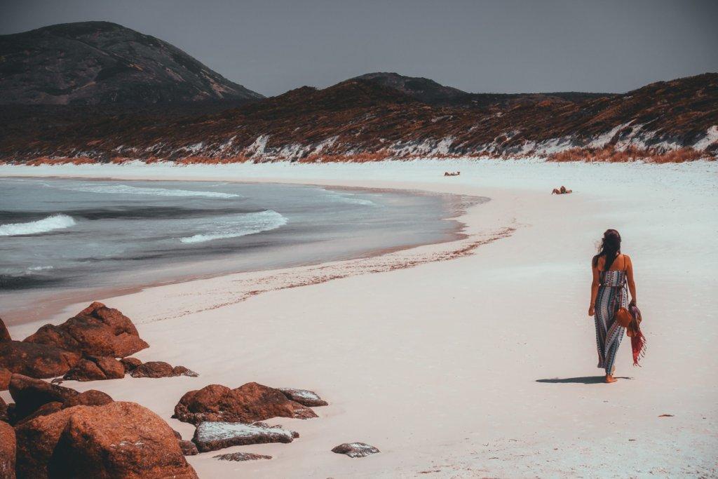wereldreis naar mooiste stranden