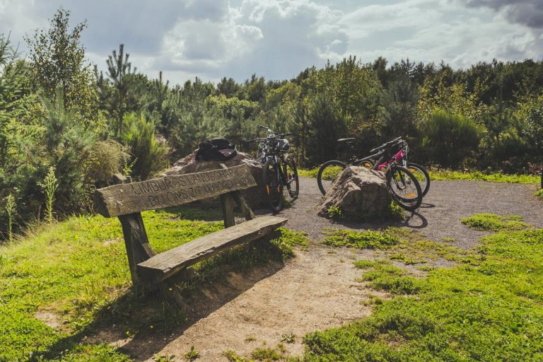 een fietstocht maken in vlaanderen