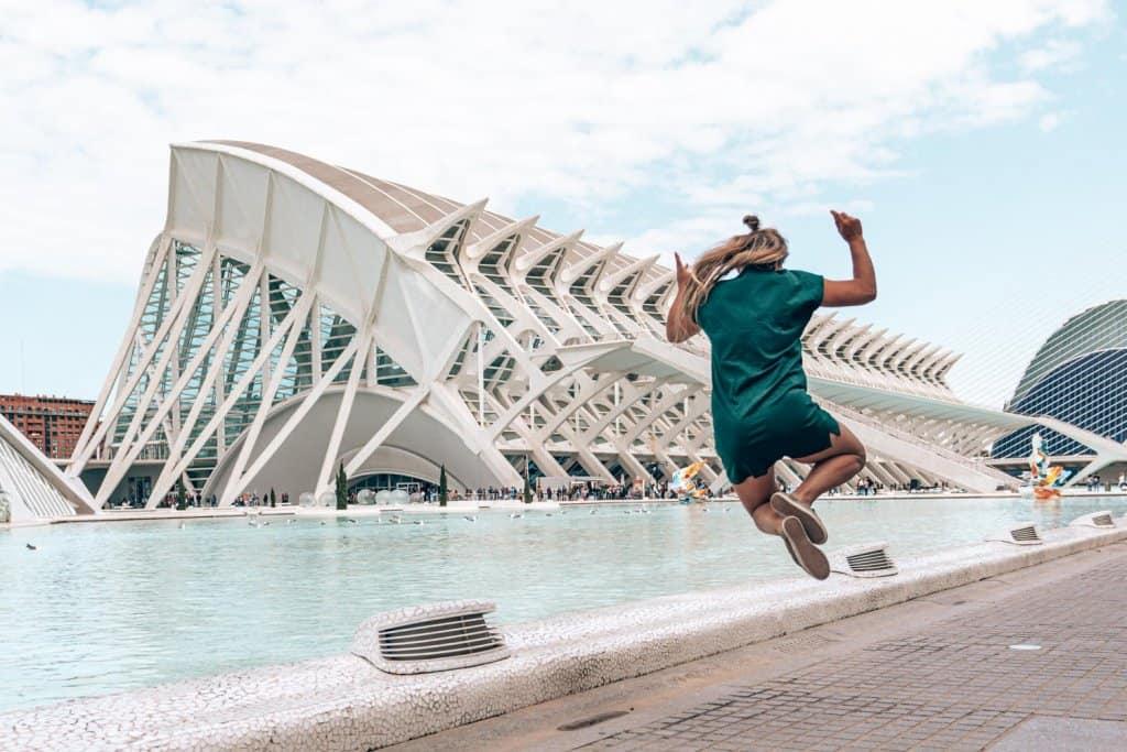 Op stap met een local in Valencia: de hangmat van het leven