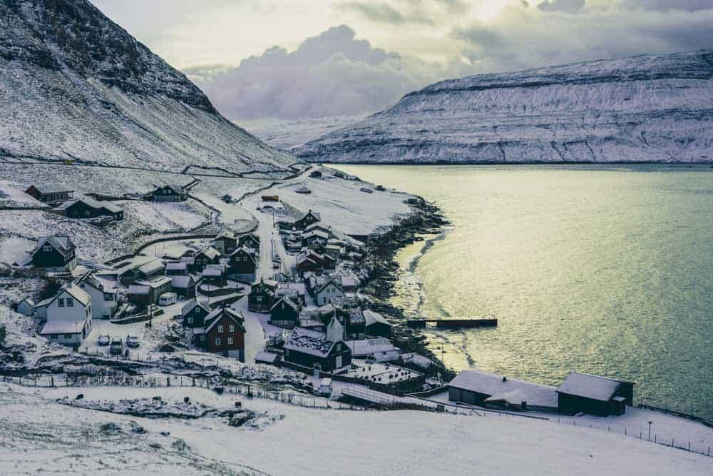 foto reis Faroer eilanden