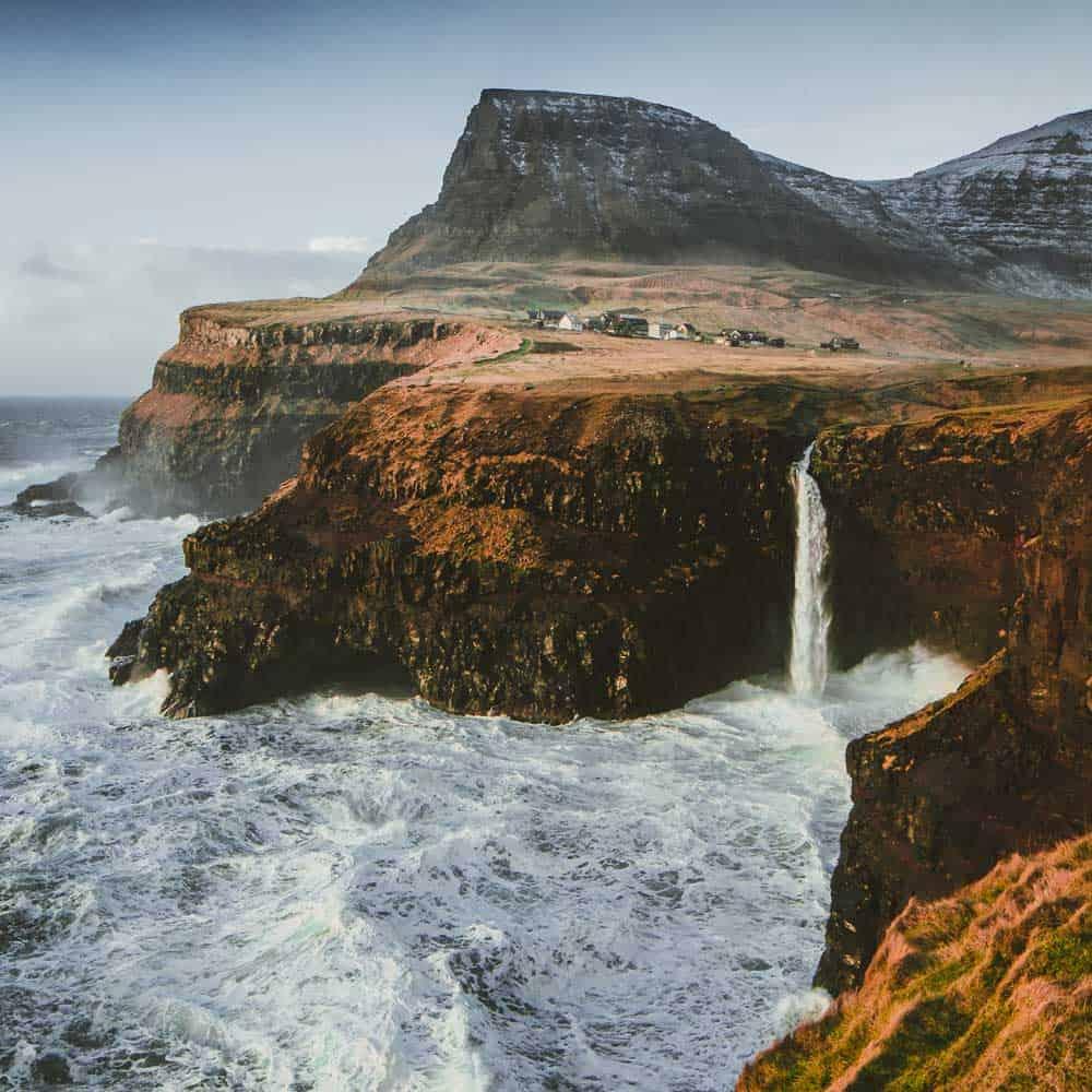 reisadvies Faeröer eilanden